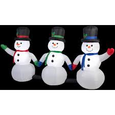 Home Depot Inflatable Christmas Decorations Sound Christmas Inflatables Outdoor Christmas Decorations