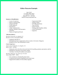 Edit Resume Online Free by Copy Editor Resume Sample Of Assistant Production Editor Cover