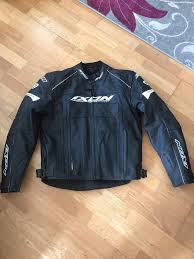 motorbike coats ixon fueller leather motorbike jacket mens in bournemouth