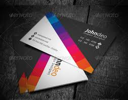 Designing Business Cards In Illustrator Business Card Template Illustrator Free Download Business Card