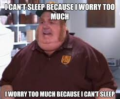 Lack Of Sleep Meme - after seeing that study that shows lack of sleep leads to anxiety