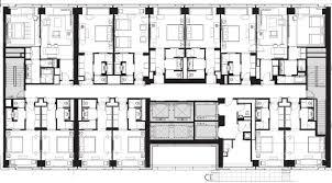 Typical Hotel Room Floor Plan Baccarat Hotel U0026 Residences New York City