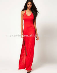 sexi maxi dress maxi dress with thigh split shop for sale in china mainland