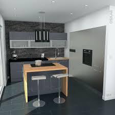 meuble cuisine acier 40 élégant meuble cuisine plan de travail 27151 conception de cuisine