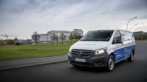 luxury minivan mercedes 2018 mercedes evito motor1 com photos