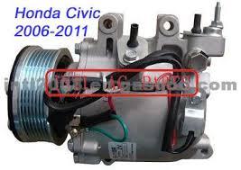 honda crv air conditioner compressor trse07 trse09 3400 3757 3766 4901 4992 ac compressor for honda