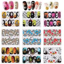 halloween nail art stickers image collections nail art designs