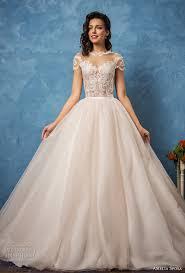 wedding dress trend 2017 amelia sposa 2017 wedding dresses royal blue bridal collection