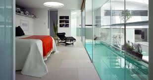 Simple Reception Room Interior Design by Edgy Architecture Gayton Road Residence By Richard Paxton U0026 Heidi