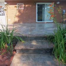 Cost Of Concrete Patio by 2016 Stamped Concrete Patio Cost Calculator How Much To Install