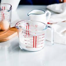 becher k che gehärtetem glas messung hoch temperatur mikrowelle milch becher