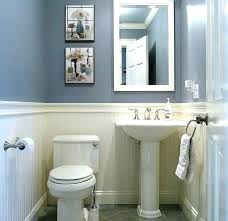 bathroom ideas on a budget half bath designs archive ph com