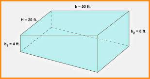 Volume Of Rectangular Prism Worksheet 6 Volume Of A Trapezoidal Prism Lvn Resume