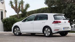volkswagen cars list 2017 vw e golf review by car magazine