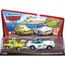 fin mcmissile disney pixar cars 2 155 die cast car 2pack security guard finn mcmissile acer 1 800x800 jpg