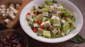 rachael u0027s greek salad recipe food network