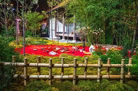 arboretum display garden show the arboretum foundation