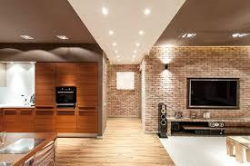 stylish laconic and functional york loft style interior design