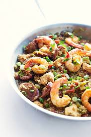cajun cuisine quinoa cajun jambalaya cooking for keeps