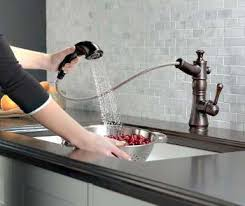 kitchen faucet water best kitchen faucet for water stains and buildup solution