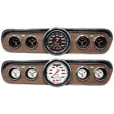1965 mustang instrument cluster instruments mustang 5 set w tach velocity 1965 1966