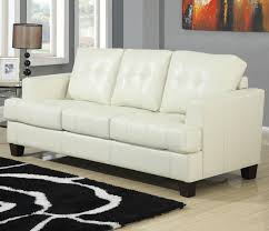 Sofa Sleeper Leather Samuel Beige Leather Sofa Bed A Sofa Furniture Outlet Los