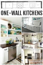 wall kitchen ideas one wall kitchen design ideas and inspiration kitchen dining
