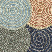 Braided Throw Rugs This Just In New Indoor Outdoor Braided Area Rugs Primitive