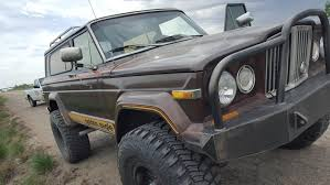 jeep chief 1979 1979 jeep cherokee chief golden eagle 4v carbureted amc 360 v8