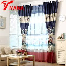 boys bedroom curtains children cartoon boys bedroom curtain sheer voile curtain kids