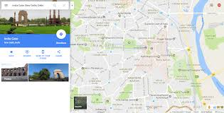 India Google Maps by Google To Roll Out New Home Screen For Google Maps With Exclusive