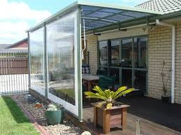innovative outdoor bistro blinds on special 25 best ideas about