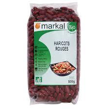 cuisiner les haricots rouges secs haricot légumineuses sèches produit bio markal