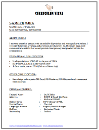 How To Form A Resume For A Job by Amazing How To Make A Resume For Call Center Job 64 For Your