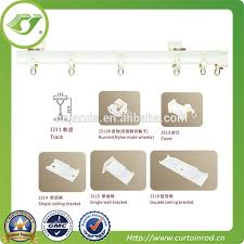 Pulley Curtain Systems Curtain Track With Pulley System Curtain Track With Pulley System