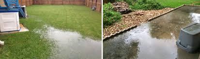 Backyard Drainage Ideas Backyard Backyard Drainage Solutions Inspiring Garden And