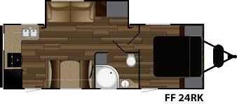 Floor Plan Finder F 24rk Cruiser Rv