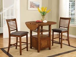 Drop Leaf Bistro Table Cheap 3 Piece Dining Set Walmart Dinning Table Better Homes And