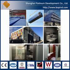 prefabricated multi store apartments building modular apartments