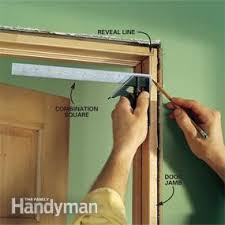 Interior Door Fitting Interior Trim Work Basics Family Handyman