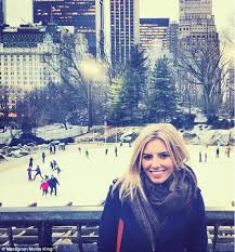 the saturdays mollie king takes a from gruelling