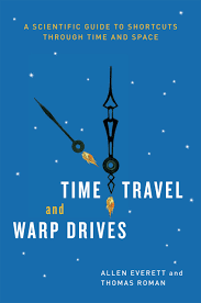 time travel books images Time travel and warp drives a scientific guide to shortcuts jpg