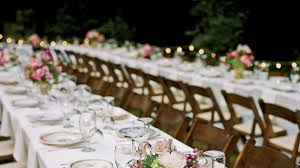 wedding table decor wedding reception table decorations mesmerizing outdoor wedding