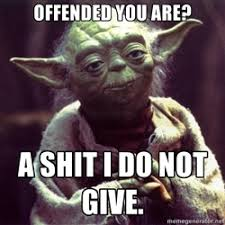 Funny Yoda Memes - cause if he gave one it would take forever to shut you up fun e
