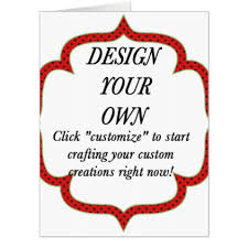 design your own custom gift create your own t shirt zazzle design your own create your own card template gifts custom diy