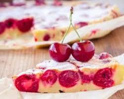 recette de cuisine pour regime clafoutis tradi light aux cerises pour régime montignac recette