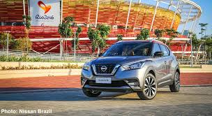 nissan rio carnichiwa nissan gets its kicks in brazil u2013 new compact