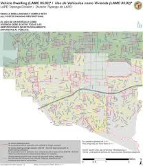 Los Angeles Neighborhood Council Map by Districts In Woodland Hills