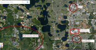 Google Maps Orlando by Calling All Ala Orlando Attendees U2026 Travel By Steve