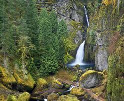 Portland Trails Map by Waterfalls Near Portland Travel Portland